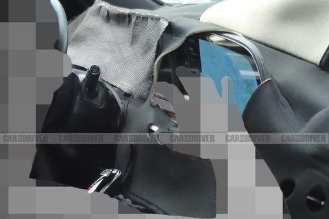 2021 Cadillac Escalade's Interior Spied for Real