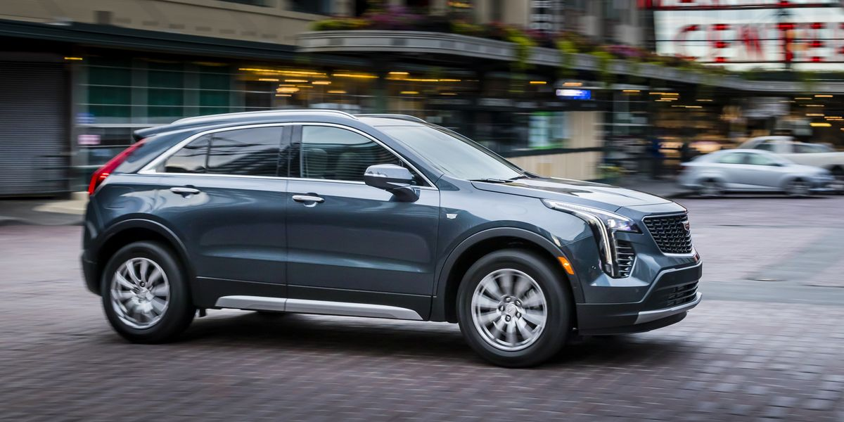 2021 Cadillac XT4 Review, Pricing, and Specs