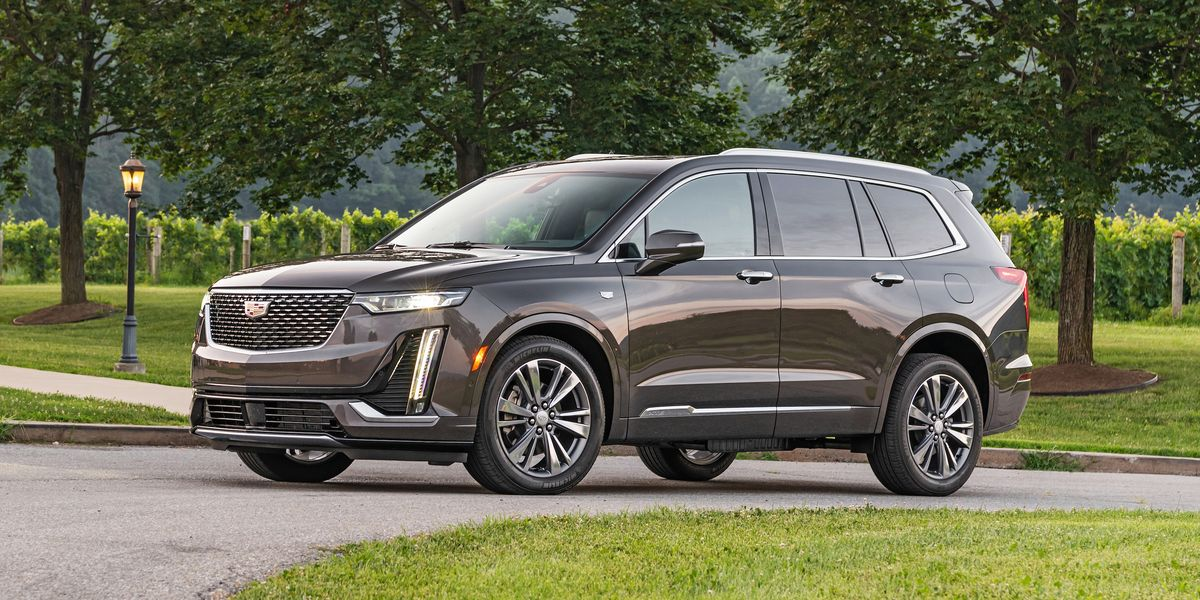 2021 Cadillac XT6 Review, Pricing, and Specs