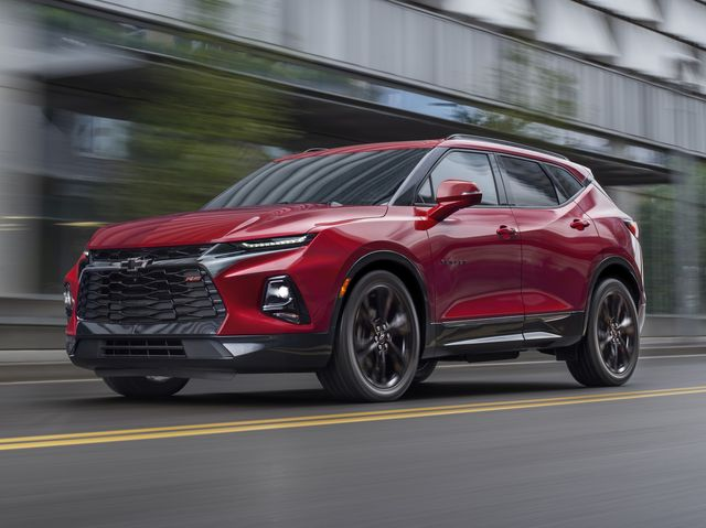 2021 Chevrolet Blazer Review Pricing And Specs
