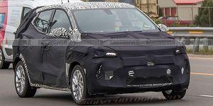 2021 Chevrolet Bolt EUV Prototype