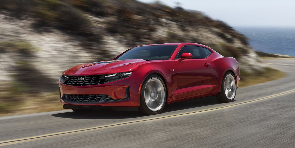 2021 chevrolet camaro review pricing and specs