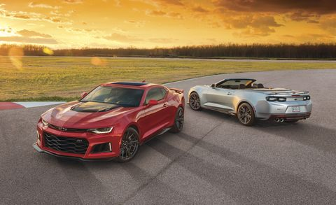 2021 chevrolet camaro zl1 review, pricing, and specs