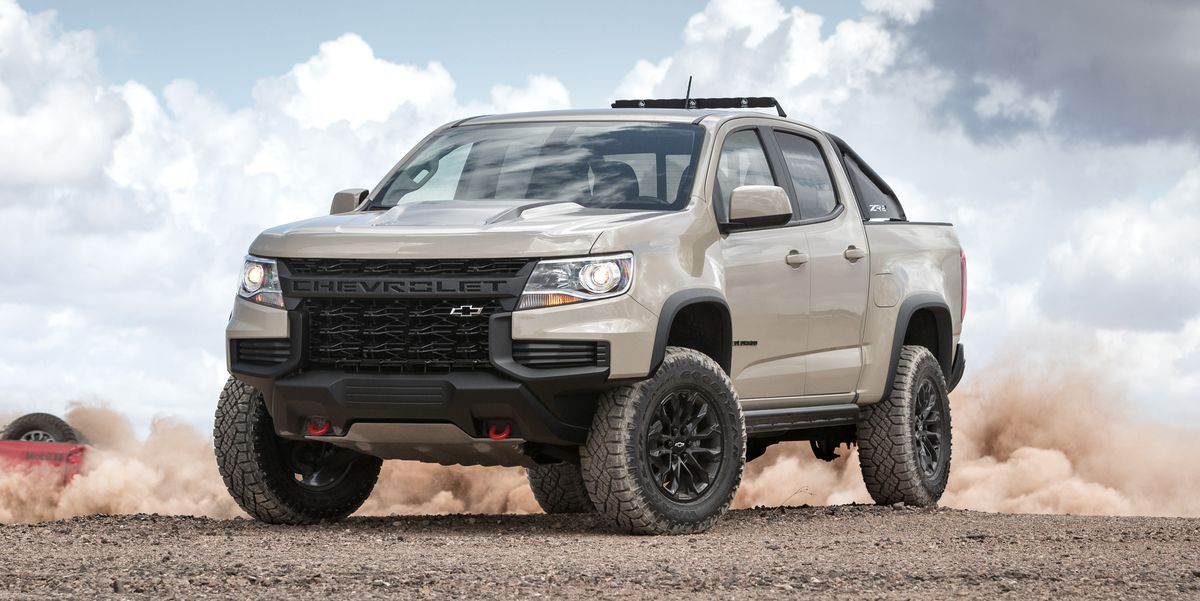 2021 Chevrolet Colorado Review, Pricing, and Specs
