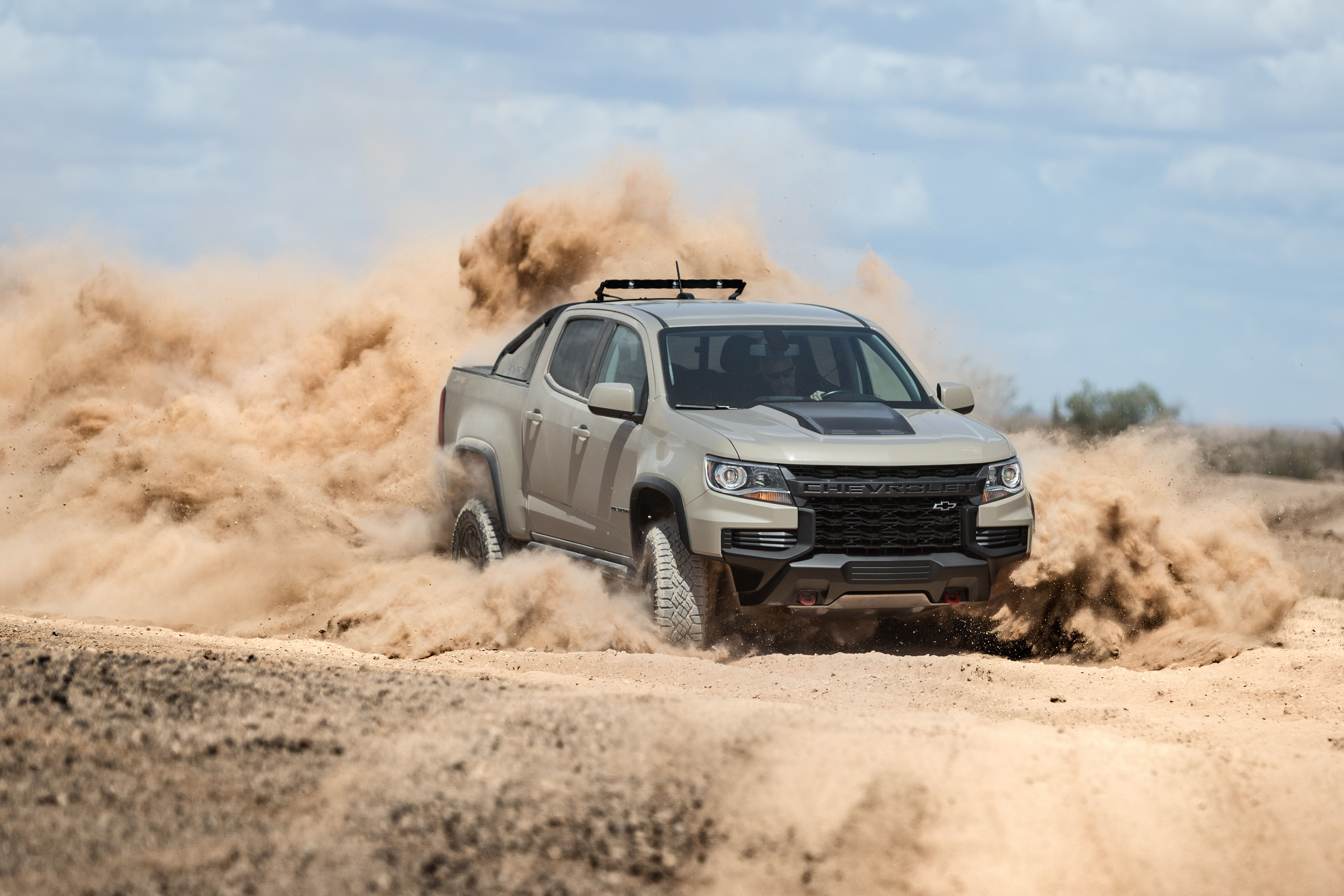 The Chevy Colorado Will Look a Little Cooler for 2021