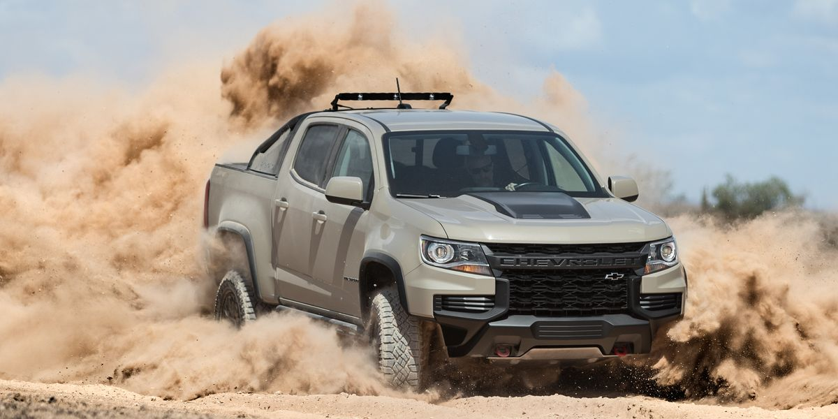 Chevy Colorado Will Look a Little Cooler for 2021