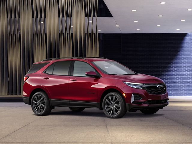 2022 Chevrolet Equinox Review, Pricing, and Specs