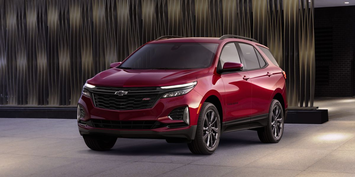2021 Chevrolet Equinox Debuts at the Chicago Auto Show