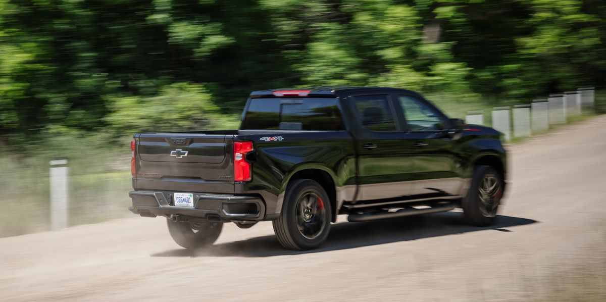 Tested: 2021 Chevrolet Silverado 1500 RST Is All about the Engine