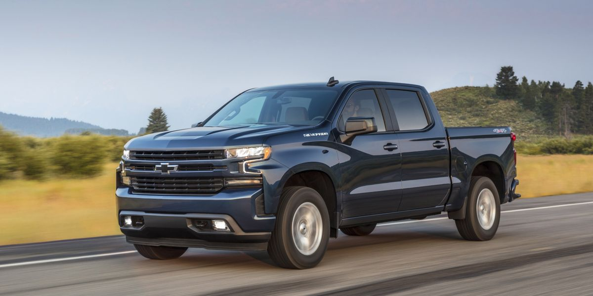 2021 Chevy Silverado 1500 Review, Pricing, and Specs