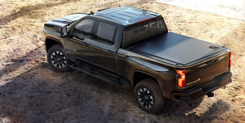Chevy and Carhartt Go to Work on 2021 Silverado HD Special ...