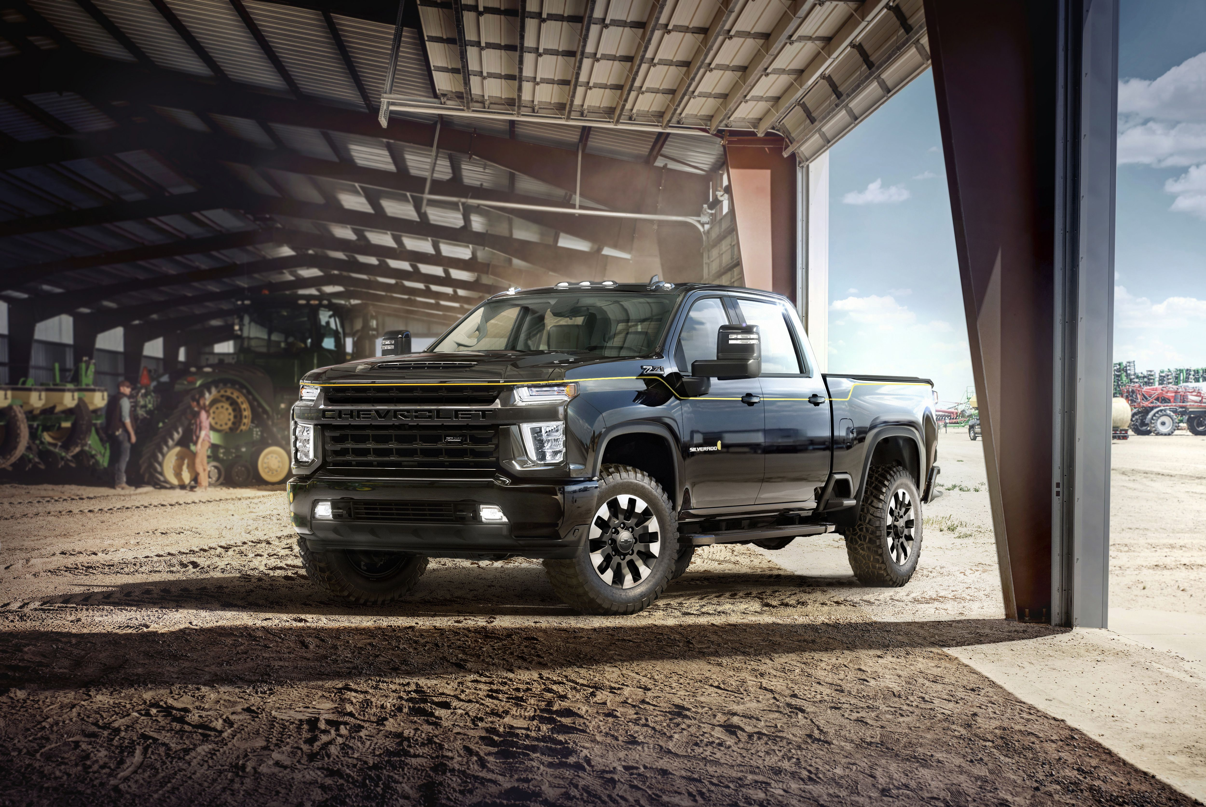 2021 Chevrolet Silverado Hd Review Pricing And Specs