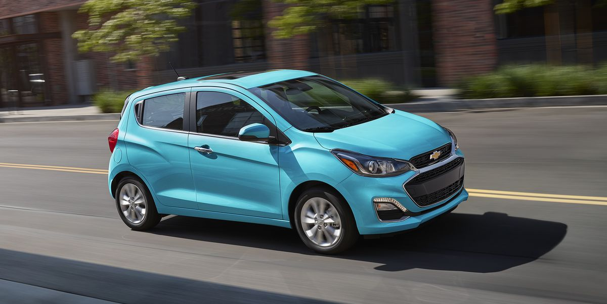 2021 Chevrolet Spark Review Pricing And Specs