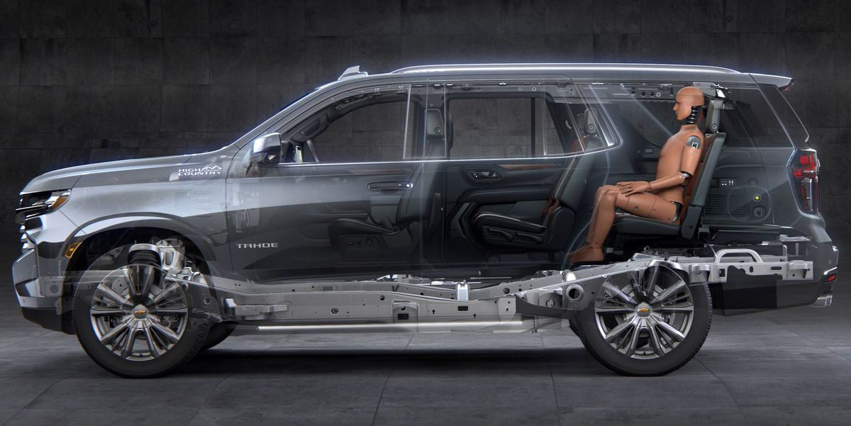 Gmc Vs Chevy >> About Time: Chevy's Tahoe, Suburban Get Independent Rear Suspension