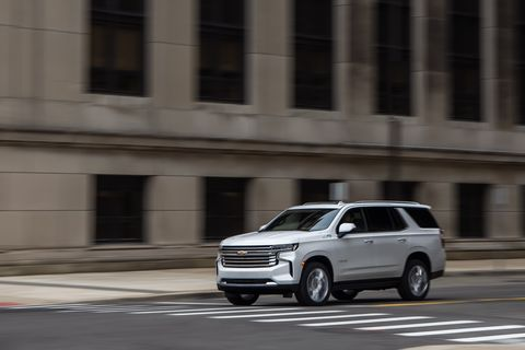 2021 chevrolet tahoe high country diesel