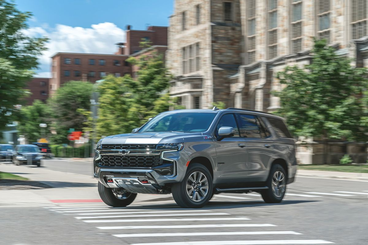 2021 Chevrolet Tahoe Review Pricing And Specs