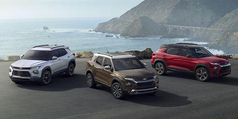 2021 Chevy Trailblazer Full Pricing Announced
