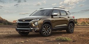 2021 Chevy Trailblazer Activ