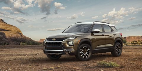 2021 Chevy Trailblazer Starts at Less Than $20,000