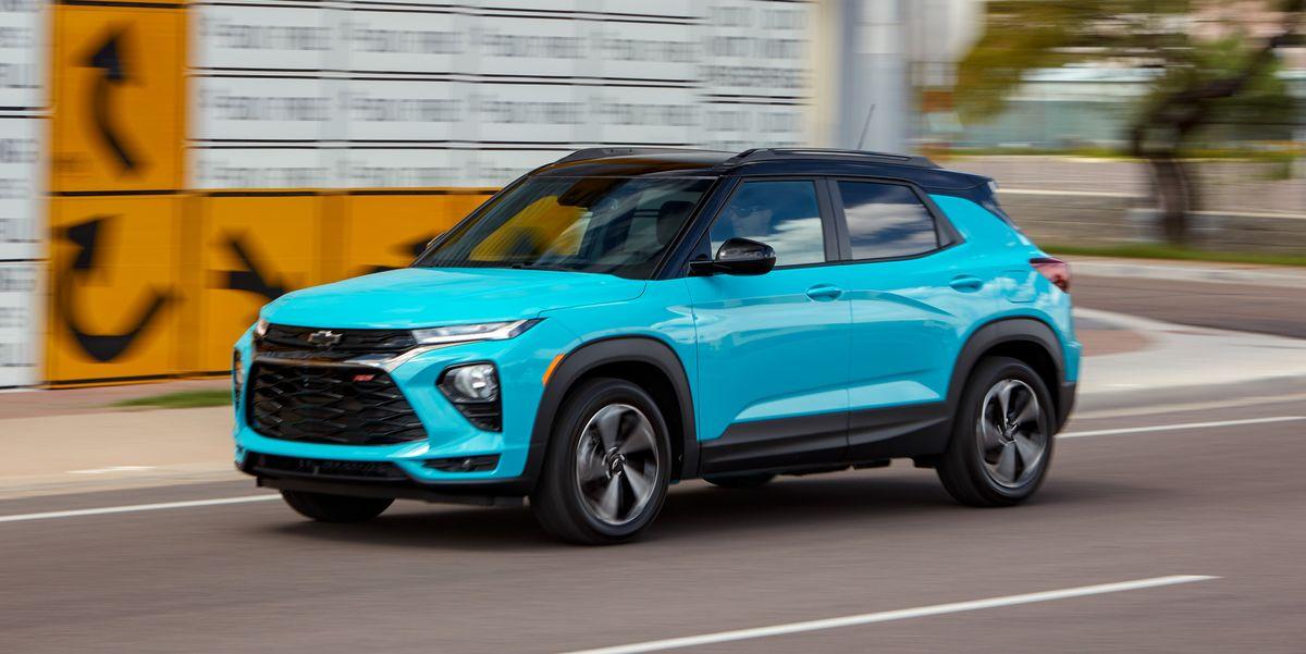 2021 Chevrolet Trailblazer: Lots of Show, Not Much Go