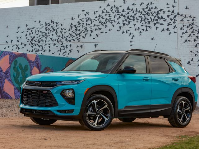 2021 Chevrolet Trailblazer Review Pricing And Specs