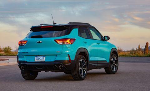 2021 Chevrolet Trailblazer Review Pricing And Specs
