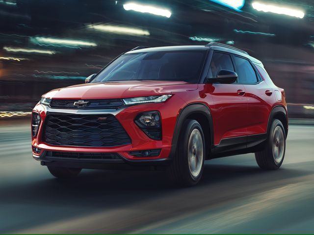 Chevy Trax Lease >> 2021 Chevrolet Trailblazer Review, Pricing, and Specs