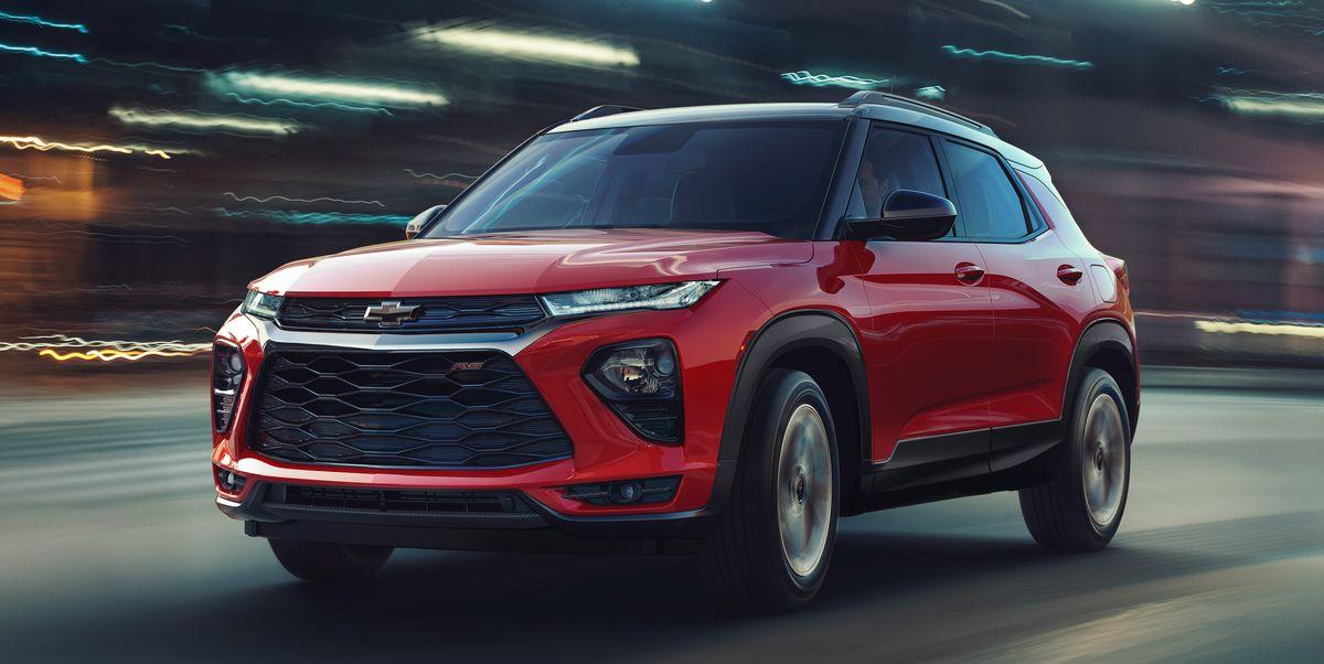 2021 Chevrolet Trailblazer Review, Pricing, and Specs