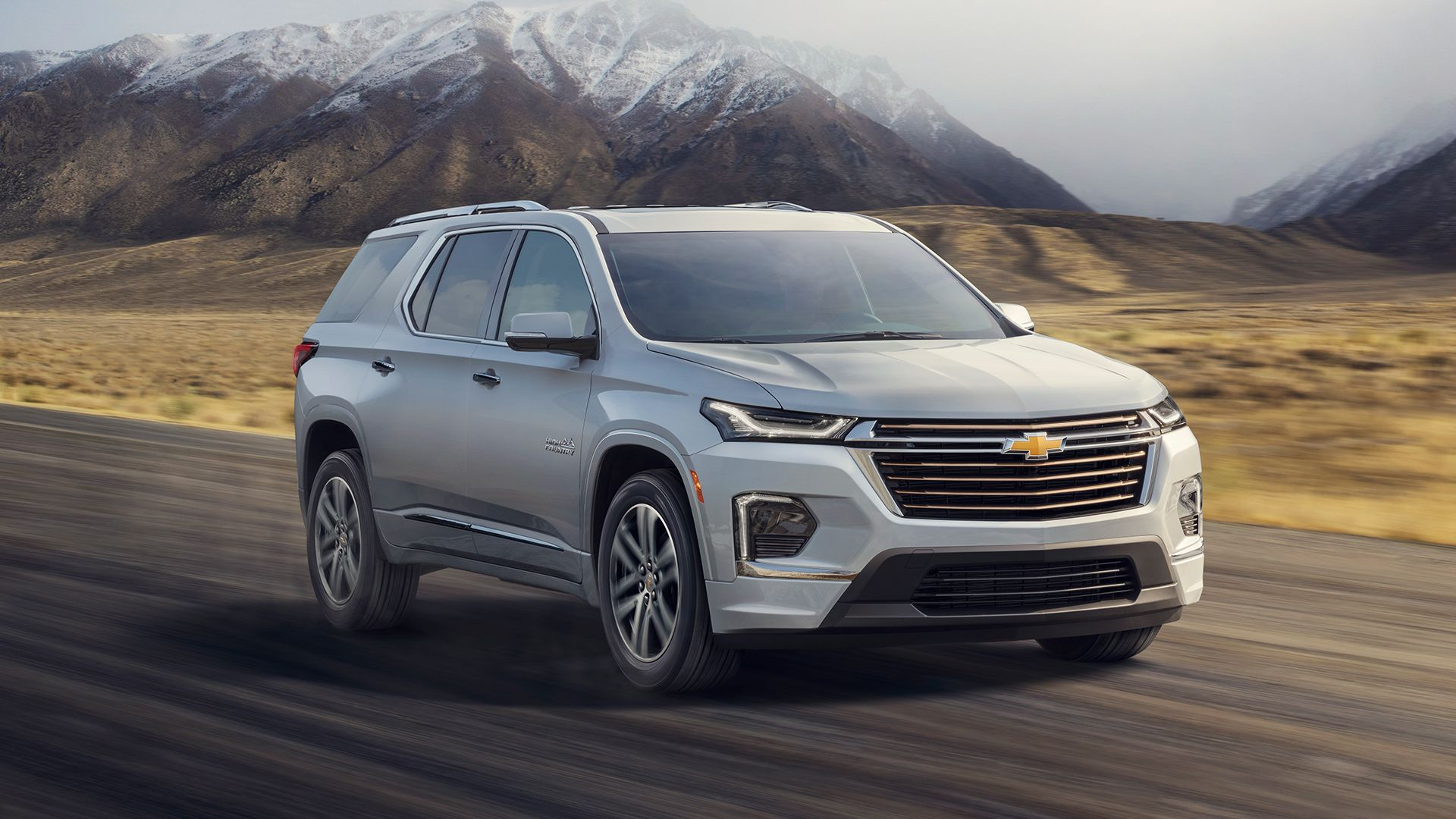 2022 Chevrolet Traverse Review Pricing And Specs