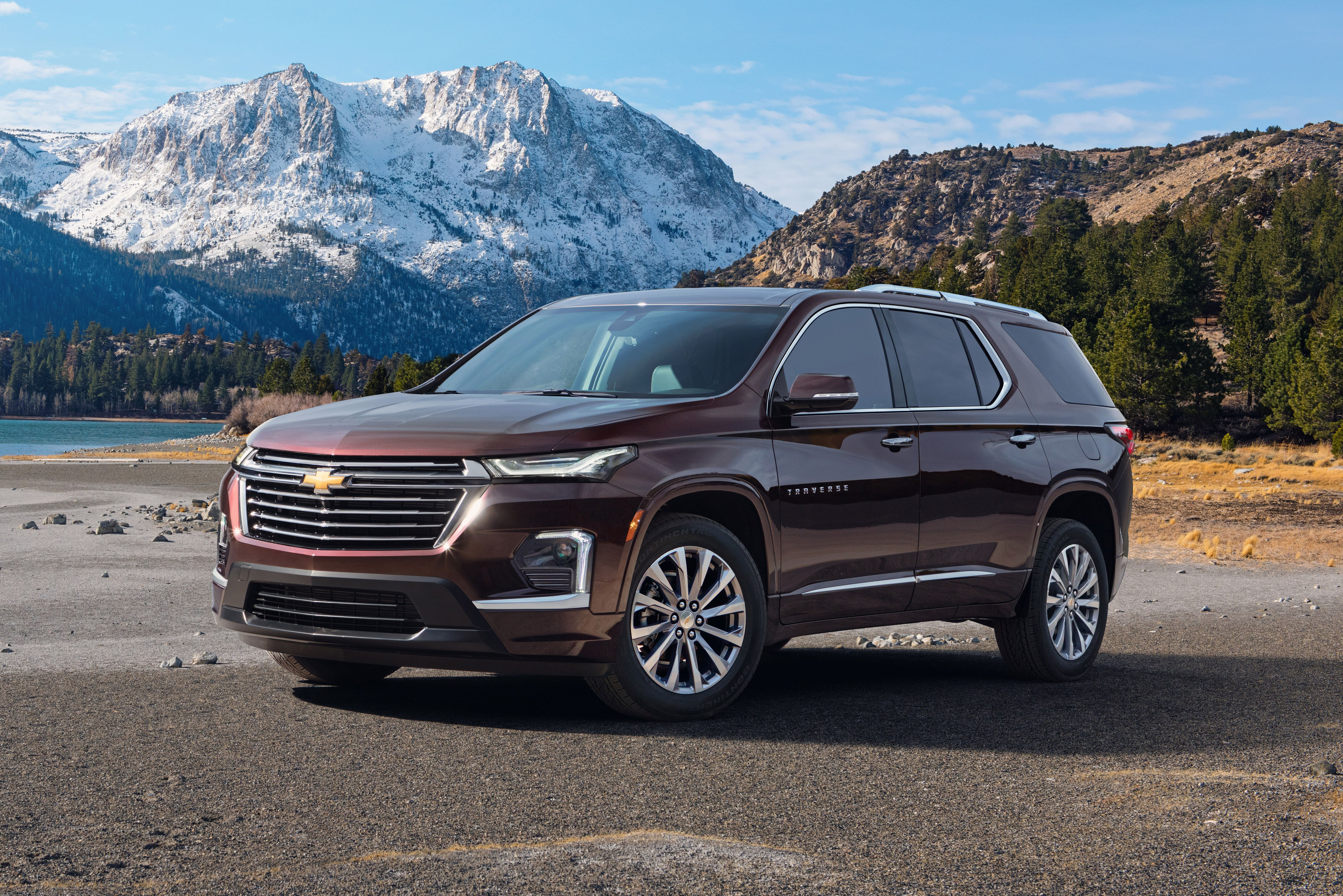 4 Chevy Traverse Will Be Slightly Handsomer