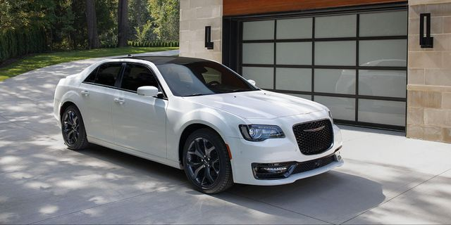 2021 chrysler 300 review, pricing, and specs  car and driver