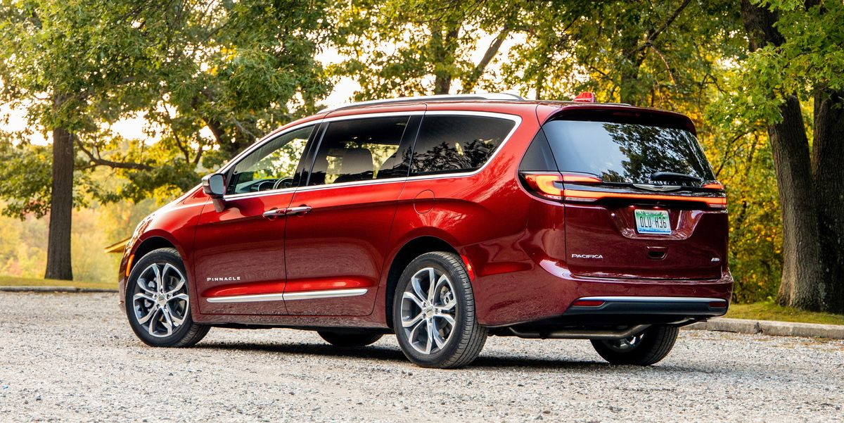Tested: 2021 Chrysler Pacifica AWD Gains All-Weather Confidence