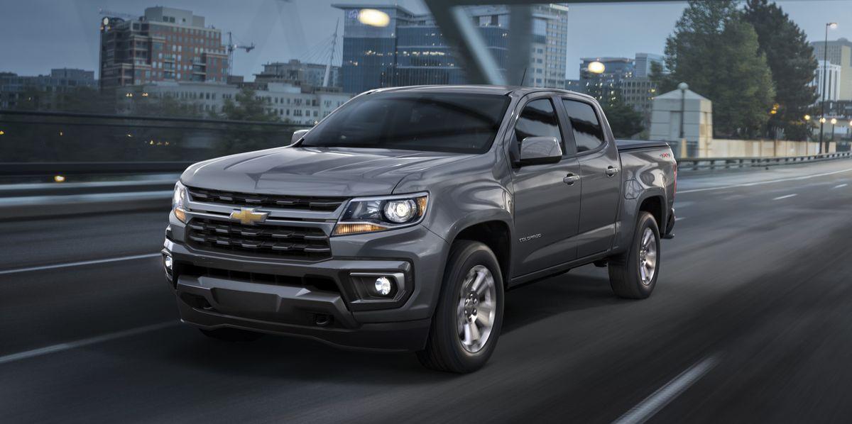 2021 Chevy Colorado Gets Silverado Styling Slight Price Changes