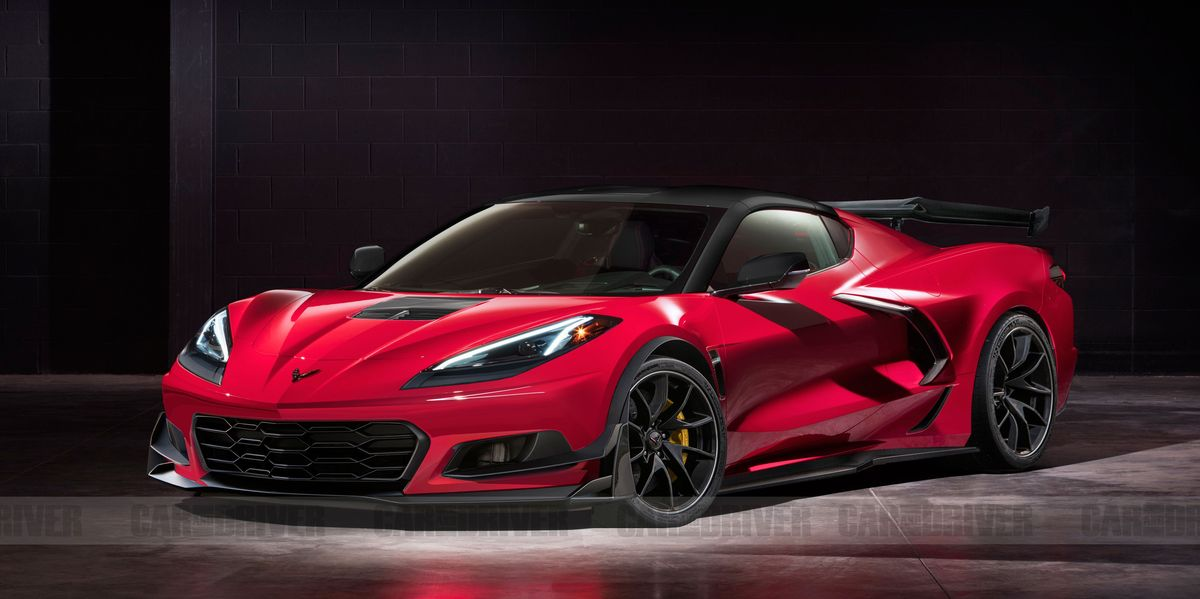 What We Know about the V-8 that Will Power the C8 Corvette ...