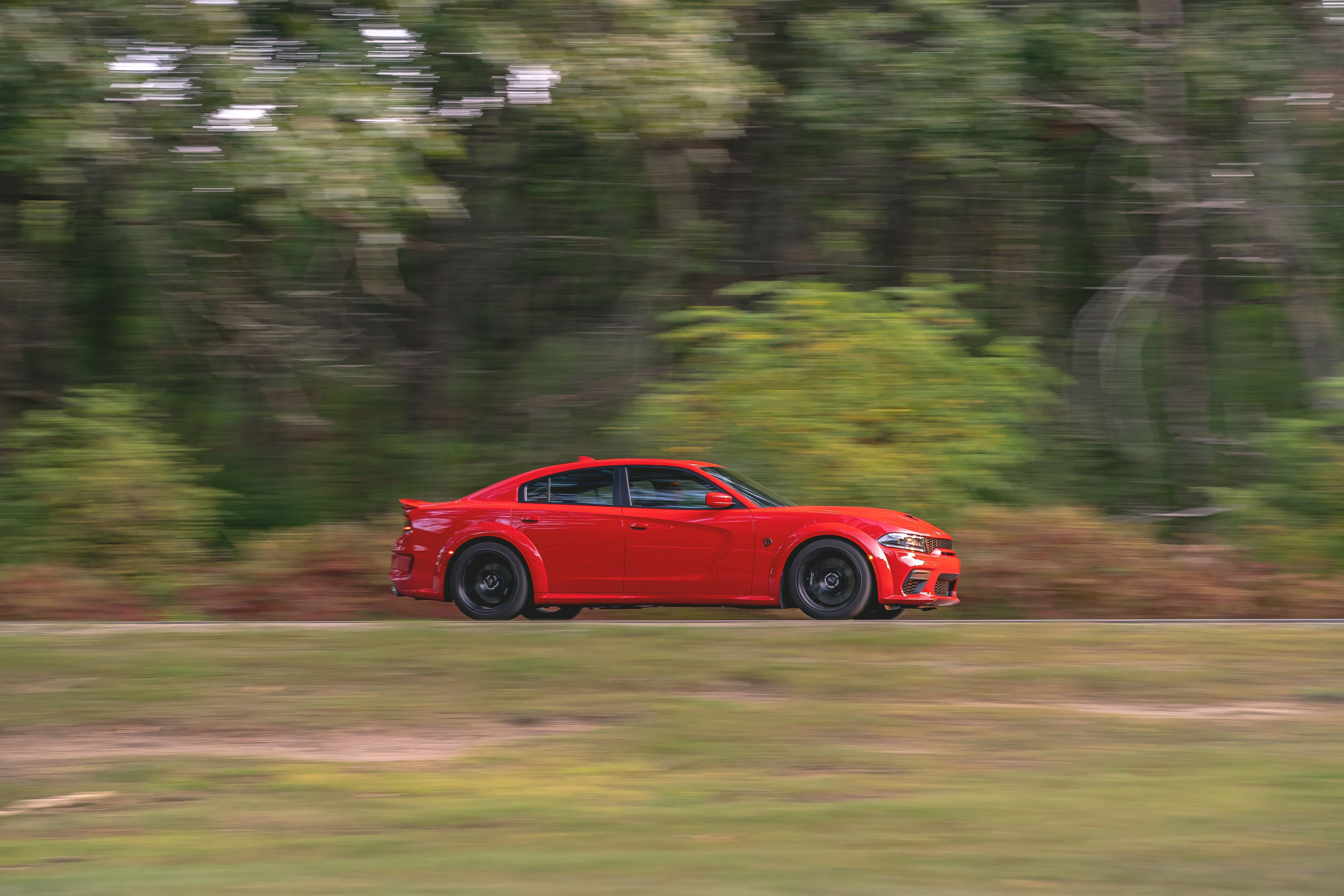 Tested 2021 Dodge Charger Hellcat Redeye Embodies The Muscle Car Ethos