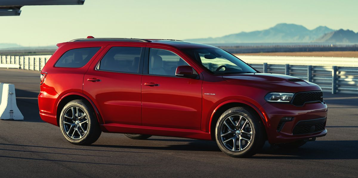 2021 Dodge Durango Review, Pricing, and Specs