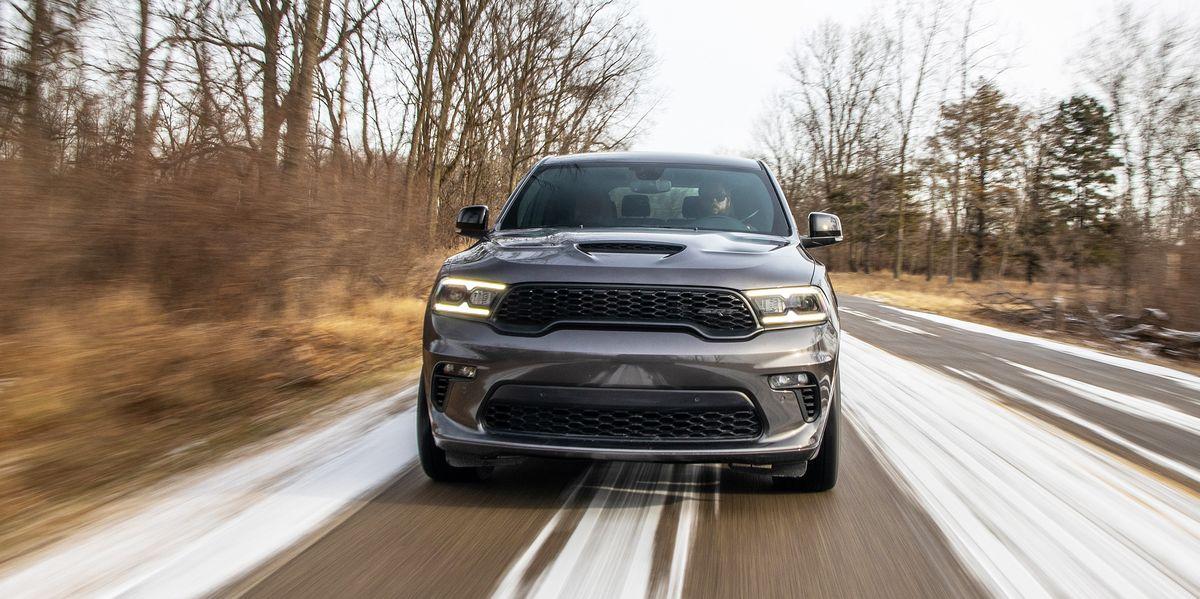 Tested: 2021 Dodge Durango SRT 392 Makes Powerful Sense