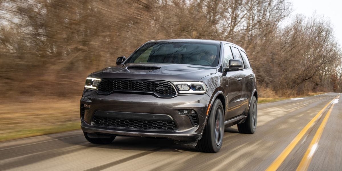 2021 Dodge Durango SRT 392 Review, Pricing, and Specs