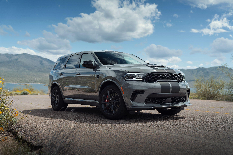 2020 Dodge Durango Srt New Review