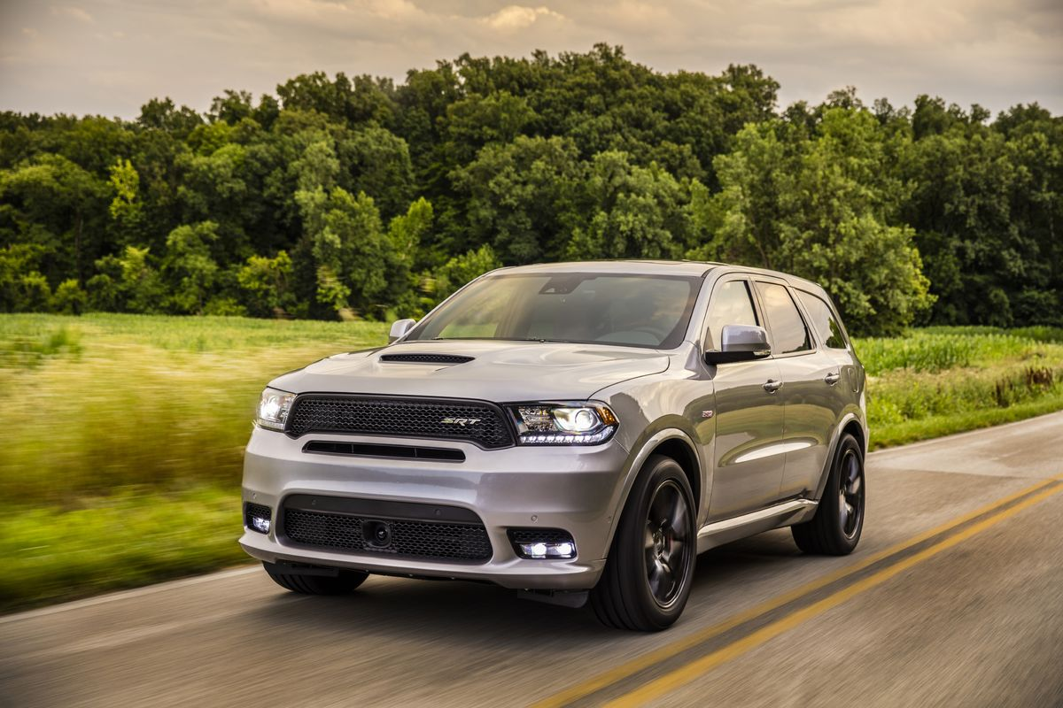 2021 Dodge Durango Srt 392 Review Pricing And Specs