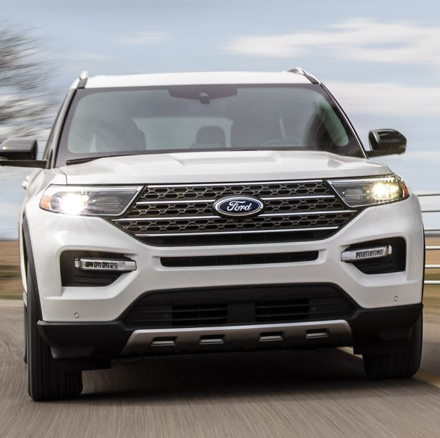 2021 ford explorer king ranch edition introduces a rugged, premium appearance and brings the king ranch name to america's all time best selling suv line