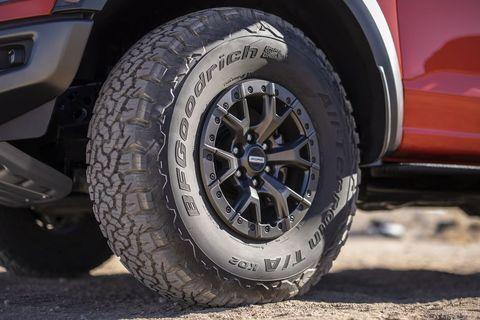ford raptor tire