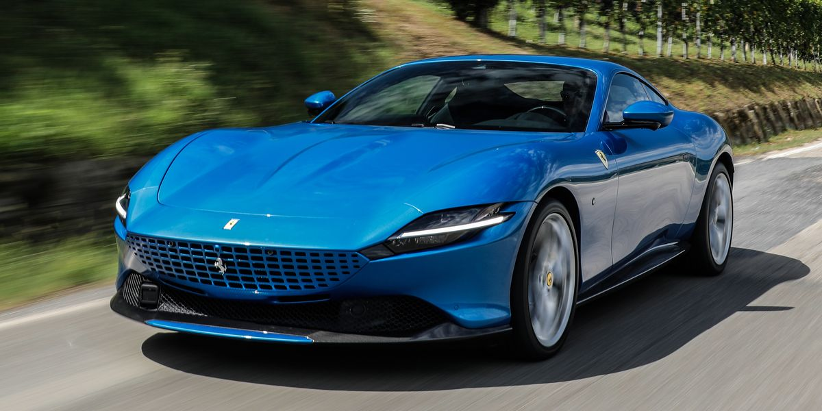 2021 Ferrari Roma Redefines The Modern Ferrari Gt