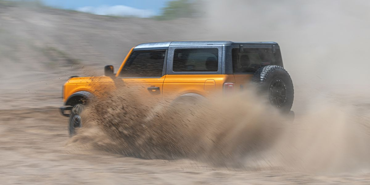 2021 Ford Bronco Delayed, Not Coming until Next Summer