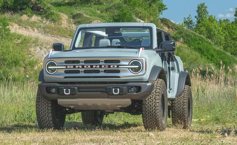 2021 Ford Bronco Is Here And It S Everything You Hoped For