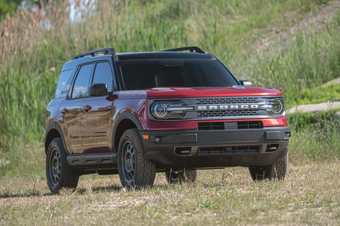 2021 Ford Bronco Sport Is The Bronco S Crossover Cousin