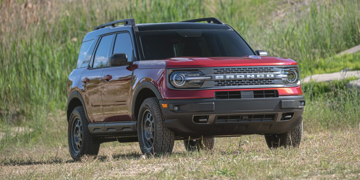 2021 Ford Bronco Sport Is the Bronco's Crossover Cousin