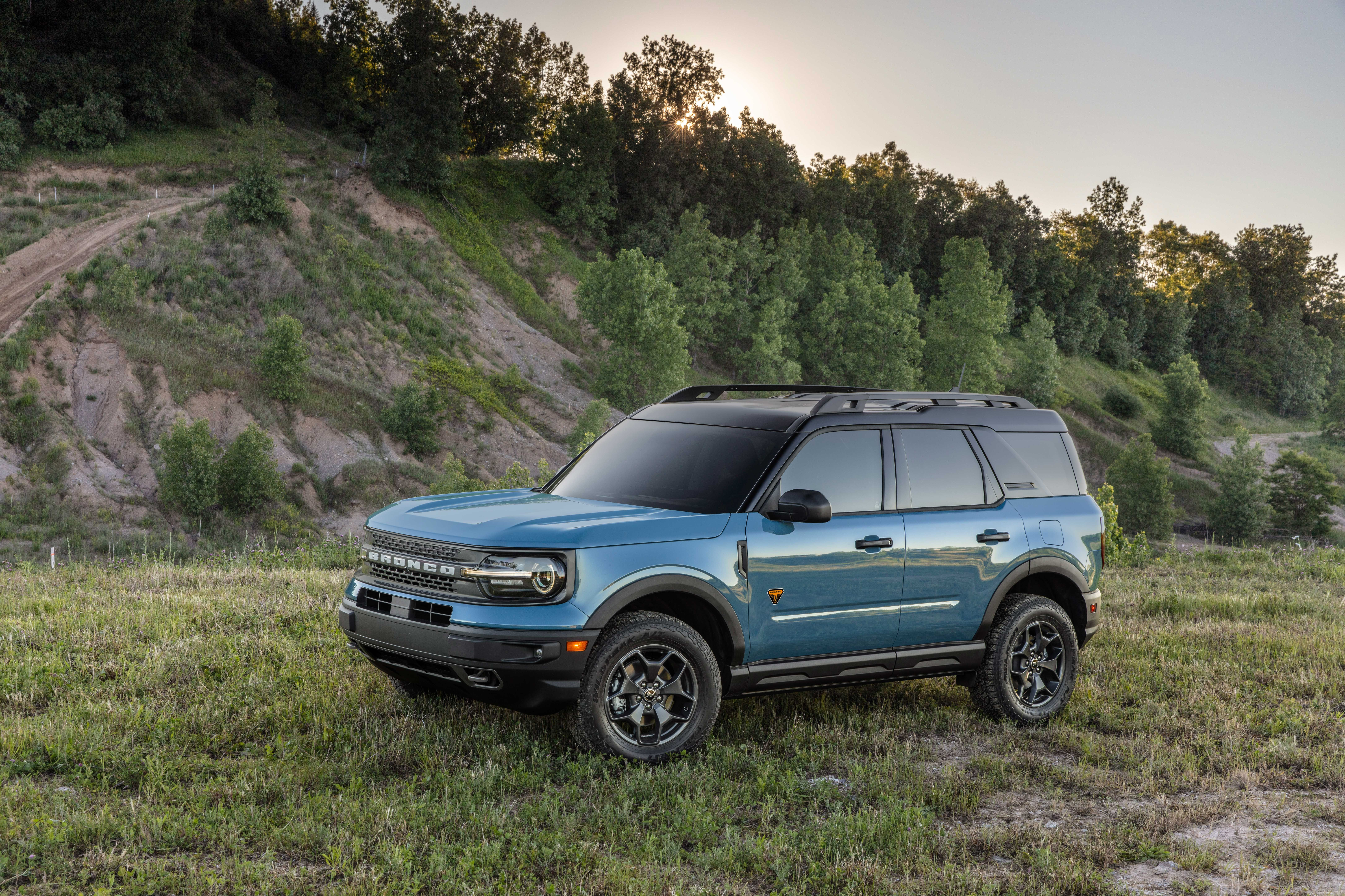 2021 Ford Bronco Sport Review Pricing And Specs