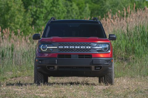 2021 Ford Bronco Sport Badlands Earns The Bronco Name