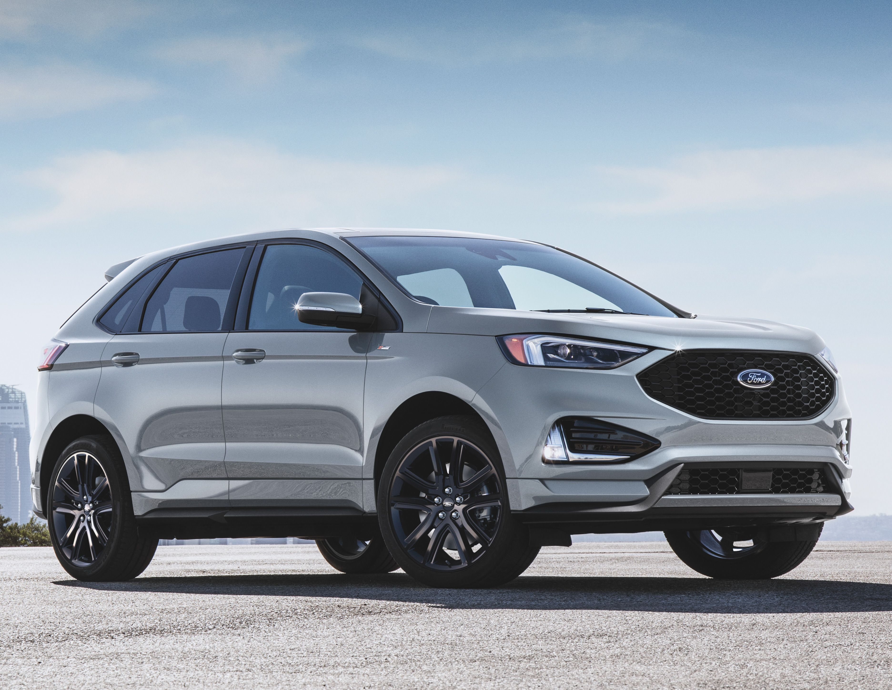 Ford Edge Features And Specs